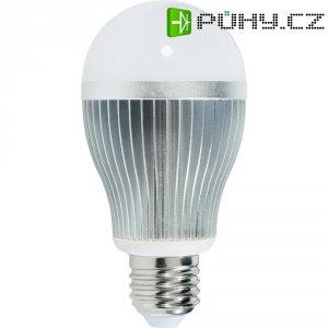 LED žárovka Renkforce E27, 9,5 W = 60 W, teplá bílá
