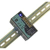 Napájecí zdroj na DIN lištu Dehner Elektronik DRP-024D-24F, 1 A, 24 V/DC