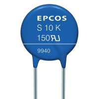 Diskový varistor Epcos B72210S421K101, S10K420, 680 V