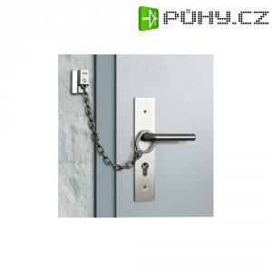 Bezpečnostní dveřní řetěz s kroužkem na kliku ABUS ME2060