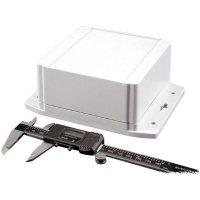 Univerzální pouzdro ABS Hammond Electronics 1555NF42GY, 120 x 120 x 62 , světle šedá
