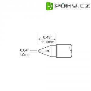 Pájecí hrot OKI by Metcal SFV-CH10, dlátový, 1,0 mm