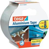 Hliníková páska Tesa, 56223-00000-00, 10 m x 50 mm