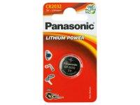 Baterie CR2032 PANASONIC lithiová 1BP