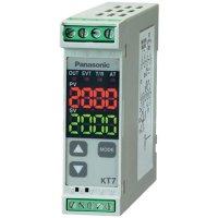 Termostat na DIN lištu Panasonic KT7, 24 V AC/DC, tranzistor 12 V/DC/40 mA