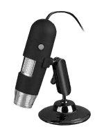 Digitální USB mikroskop kamera 2Mpix zvětšení 500x, přisvětlení, HMI-05U