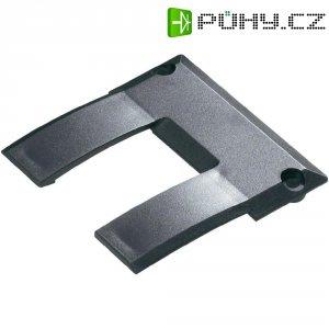 Klip pro kryt ABS, černý Hammond Electronics, černá (001151)