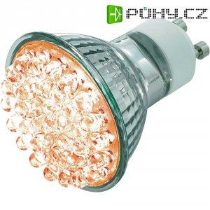 LED žárovka BaseTech 38 GU10 1 ,3 W červená
