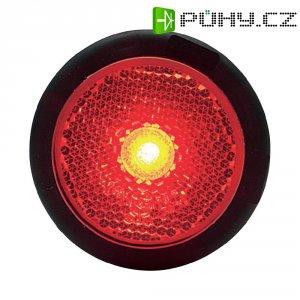 LED obrysové světlo SecoRüt, 95680, kulaté, červená