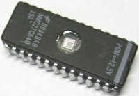 27C64 - 150ns, EPROM 8K x 8bit, DIP24