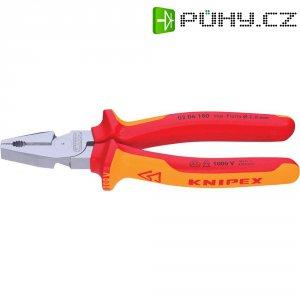 Silové kombinované kleště Knipex 02 06 200, 200 mm