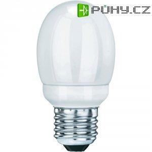 Úsporná žárovka kulatá Sygonix E27, 7 W, teplá bílá