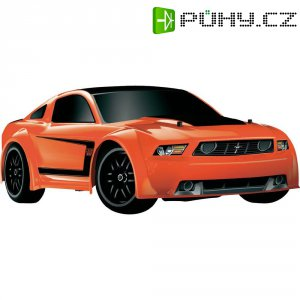 RC model Brushless Traxxas Ford Mustang Boss, 1:16, 4WD, RtR 2.4 GHz