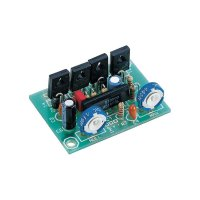 Mini regulátor, 6 - 15 V/DC, 2 A, sestavený modul