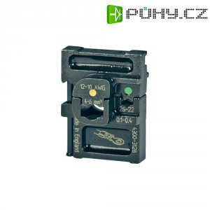 Krimpovací čelisti pro koncovky Pressmaster, 0,1-0,4/4,0-6,0 mm²