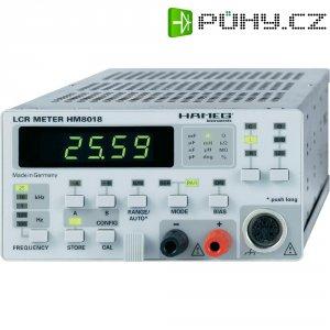 Měřič LCR Hameg HM 8018