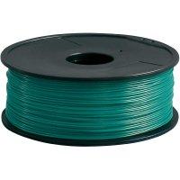Náplň pro 3D tiskárnu, Renkforce PLA175G1, PLA, 1,75 mm, 1 kg, zelená