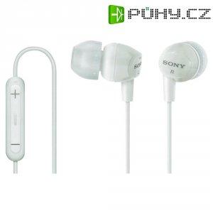 Sluchátka Sony DREX12IP bílá