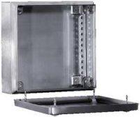 Svorkovnicová skříň ABS Rittal 4140.000, (š x v x h) 150 x 150 x 80 mm, modrá (1521.010)