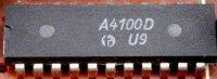 A4100D - AM/FM přijímač, DIP22 /TDA4100/