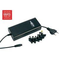 Síťový adaptér pro notebooky Ansmann, 15 - 24 VDC, 90 W