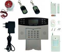 Bezdrátový alarm GSM-03
