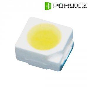 SMD LED PLCC2, 61000128, 20 mA, 2,9 V, 120 °, 2500 mcd, teplá bílá, 3528