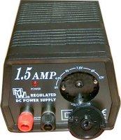 Napáječ MW9115GS 3-12V/1,5A - prasklý přepínač