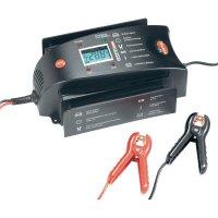 Automatická nabíječka autobaterií Profi Power LCD 12+24 A, 12/24 A, 12 V