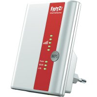 WiFi repeater AVM FRITZ!WLAN 300E, 300 MBit/s, 2,4 a 5 GHz