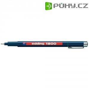 Popisovač edding 1800 - černá 0,5 mm