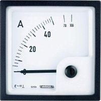 Analogové panelové měřidlo Weigel EQ96K 50/5A 50 A/AC (5A)