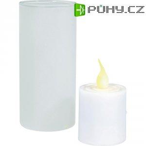 Dekorativní LED svíčka, žlutá