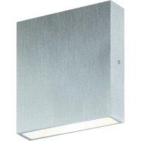 Nástěnné LED svítidlo Sygonix Evry, 34097X, 2x 3 W, teplá bílá