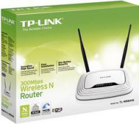 Wi-Fi router TP-LINK TL-WR841N, 2.4 GHz, 300 Mbit/s