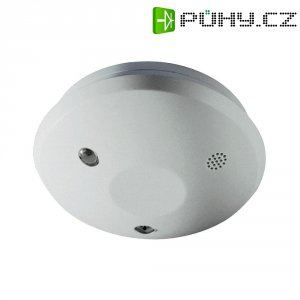 Bezdrátový detektor kouře HomeMatic, 76676, 4,5 V/DC, 100 m