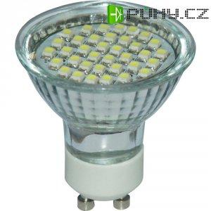 LED žárovka, 8632c25b, GU10, 1,3 W, 230 V, 56,5 mm, studená bílá