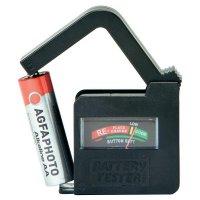 Sada baterií Agfa Family Box, 12x AA, 10x AAA, 4x C, 2x D, 1x 9V, vč. zkoušečky