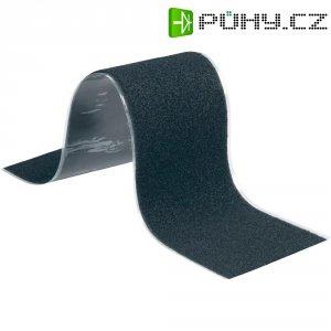 Lepicí pásek se suchým zipem Fastech T02-107-500, (d x š) 500 mm x 100 mm, černá, 1 ks