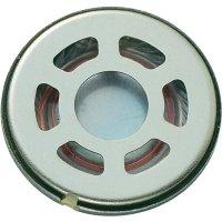 Miniaturní reproduktor série KP KEPO KP1634SP3-5829, 90 dB , 3,5 mm