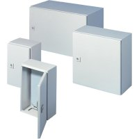 Kompaktní skříňový rozvaděč AE 760 x 760 x 300 ocelový plech Rittal AE 1073.500 1 ks