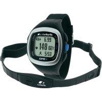 Sportovní hodinky s měřením pulzu s GPS Runtastic RUNGPS1, černá