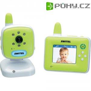 Dětská chůvička s kamerou Switel, BCF817, 300 m, 2,4 GHz