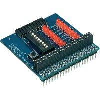 I/O ovládací modul C-Control pro aplikační desku 2.0