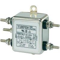 Odrušovací filtr Yunpen YD03T4L2, 250 V/AC, 250 V/AC, 3 A, 3 A