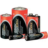 Alkalická baterie Duracell ProCell, AAA