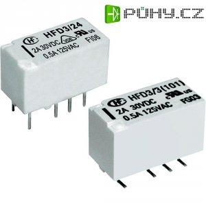Subminiaturní signálové relé HFD3 Hongfa 5 V/DC 2 A 1 ks