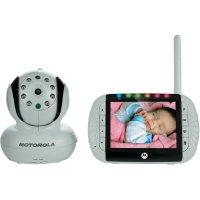 Dětská chůvička s kamerou MBP36 Motorola, 188610, 200 m, 2,4 - 2,48 GHz