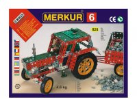 Stavebnice MERKUR 6 BIG SET