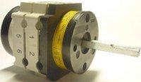 Vačkový spínač VS16 2202 C8, 16A/400V~, 1-0-1 bez aretace